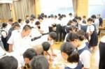 平成29年度体験入学<曰佐中学校・板付中学校・学業院中学校>【43】