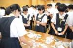 平成29年度体験入学<曰佐中学校・板付中学校・学業院中学校>【44】