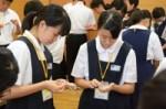 平成29年度体験入学<曰佐中学校・板付中学校・学業院中学校>【47】