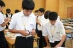 平成29年度体験入学<曰佐中学校・板付中学校・学業院中学校>【48】