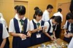 平成29年度体験入学<曰佐中学校・板付中学校・学業院中学校>【50】