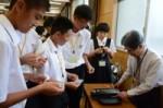 平成29年度体験入学<曰佐中学校・板付中学校・学業院中学校>【52】