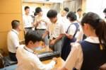 平成29年度体験入学<曰佐中学校・板付中学校・学業院中学校>【53】