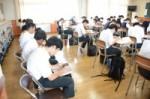 平成29年度体験入学<曰佐中学校・板付中学校・学業院中学校>【55】