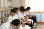 平成29年度体験入学<曰佐中学校・板付中学校・学業院中学校>【57】