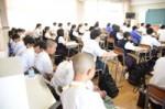 平成29年度体験入学<曰佐中学校・板付中学校・学業院中学校>【58】