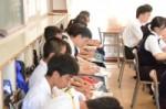 平成29年度体験入学<曰佐中学校・板付中学校・学業院中学校>【59】