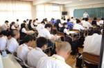 平成29年度体験入学<曰佐中学校・板付中学校・学業院中学校>【60】