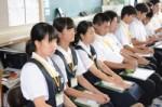 平成29年度体験入学<曰佐中学校・板付中学校・学業院中学校>【63】