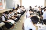 平成29年度体験入学<曰佐中学校・板付中学校・学業院中学校>【64】
