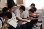 平成29年度体験入学<曰佐中学校・板付中学校・学業院中学校>【66】