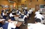 平成29年度体験入学<曰佐中学校・板付中学校・学業院中学校>【67】