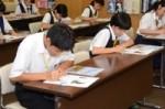 平成29年度体験入学<曰佐中学校・板付中学校・学業院中学校>【71】