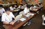 平成29年度体験入学<曰佐中学校・板付中学校・学業院中学校>【77】