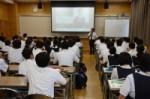 平成29年度体験入学<曰佐中学校・板付中学校・学業院中学校>【79】