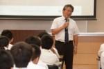 平成29年度体験入学<曰佐中学校・板付中学校・学業院中学校>【80】