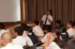 平成29年度体験入学<曰佐中学校・板付中学校・学業院中学校>【82】