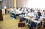 平成29年度体験入学<曰佐中学校・板付中学校・学業院中学校>【83】