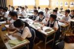 平成29年度体験入学<曰佐中学校・板付中学校・学業院中学校>【88】
