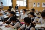 平成29年度体験入学<曰佐中学校・板付中学校・学業院中学校>【93】
