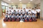 平成29年度体験入学<曰佐中学校・板付中学校・学業院中学校>【96】