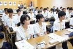 平成29年度体験入学<三国中学校>【6】