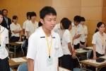 平成29年度体験入学<三国中学校>【7】