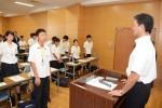 平成29年度体験入学<三国中学校>【8】