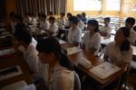 平成29年度体験入学<三国中学校>【14】