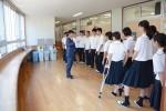 平成29年度体験入学<三国中学校>【20】