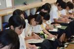 平成29年度体験入学<三国中学校>【28】