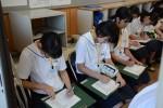 平成29年度体験入学<三国中学校>【29】