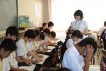 平成29年度体験入学<三国中学校>【33】