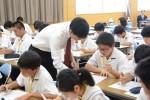 平成29年度体験入学<三国中学校>【50】