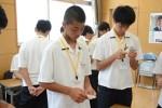平成29年度体験入学<三国中学校>【59】