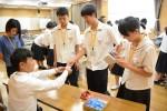 平成29年度体験入学<三国中学校>【60】