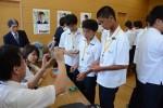 平成29年度体験入学<三国中学校>【63】