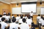 平成29年度体験入学<三国中学校>【64】