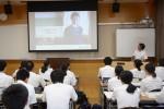平成29年度体験入学<三国中学校>【66】