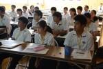 平成29年度体験入学<三国中学校>【72】