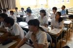 平成29年度体験入学<三国中学校>【73】