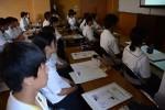 平成29年度体験入学<三国中学校>【75】
