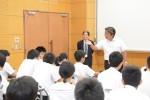平成29年度体験入学<三国中学校>【77】