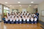 平成29年度体験入学<三国中学校>【78】