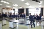 平成29年度体験入学<太宰府西中学校(中2)>【15】
