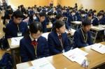 平成29年度体験入学<太宰府西中学校(中2)>【25】