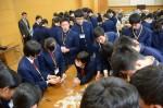 平成29年度体験入学<太宰府西中学校(中2)>【29】