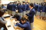 平成29年度体験入学<太宰府西中学校(中2)>【31】