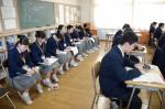 平成29年度体験入学<太宰府西中学校(中2)>【40】