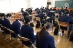 平成29年度体験入学<太宰府西中学校(中2)>【42】